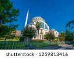 abu bekr mosque  mosque of... | Shutterstock . vector #1259813416