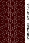 pattern with thin straight... | Shutterstock .eps vector #1259844616