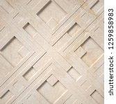 retro tile design. ancient... | Shutterstock . vector #1259858983