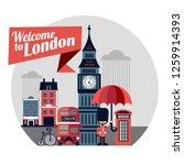 London Vector Flat Style...