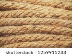 the rope thread the background... | Shutterstock . vector #1259915233