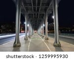 metal columns and abutments of...   Shutterstock . vector #1259995930