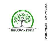 logo for natural park | Shutterstock .eps vector #1259997856