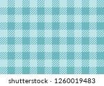 light blue lumberjack seamless... | Shutterstock .eps vector #1260019483