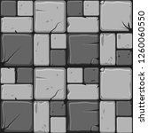 texture of gray stone tiles ...