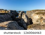 cliffs of port bara in saint... | Shutterstock . vector #1260066463