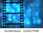 abstract background with a... | Shutterstock .eps vector #126017948
