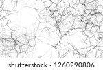 vintage texture with grunge... | Shutterstock .eps vector #1260290806