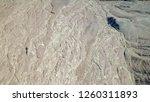 desert ground   aerial image of ... | Shutterstock . vector #1260311893