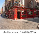 dublin  ireland   july 3  2011  ...   Shutterstock . vector #1260366286