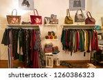 rome  italy   circa november ... | Shutterstock . vector #1260386323