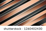abstract geometric background.... | Shutterstock .eps vector #1260402430