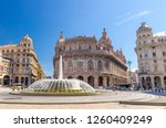 piazza raffaele de ferrari...   Shutterstock . vector #1260409249