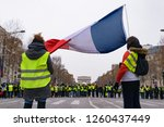 paris   france   december 15...   Shutterstock . vector #1260437449