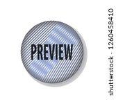 preview vector button  web... | Shutterstock .eps vector #1260458410