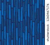 vector seamless pattern. torn... | Shutterstock .eps vector #1260467176