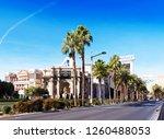 las vegas  usa   january 31 ... | Shutterstock . vector #1260488053