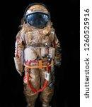 astronaut or spaceman or...   Shutterstock . vector #1260525916