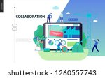 business series  color 3 ...   Shutterstock .eps vector #1260557743