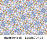 dynamic pen graphic design... | Shutterstock . vector #1260670423
