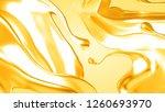 silver splash. 3d illustration  ...   Shutterstock . vector #1260693970