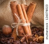 Composition Of Cinnamon Sticks...