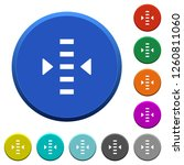 adjust level round color... | Shutterstock .eps vector #1260811060
