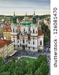 St. Nicholas Church In Prague ...