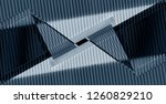 collage photo of corrugated... | Shutterstock . vector #1260829210