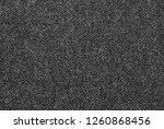 gray tweed fabric texture as...   Shutterstock . vector #1260868456