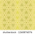 template print for fabric.... | Shutterstock .eps vector #1260876076