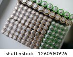 ecology recycling concept ...   Shutterstock . vector #1260980926