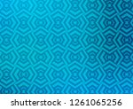 light blue vector template with ...   Shutterstock .eps vector #1261065256