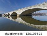 Washington Dc   Memorial Bridg...
