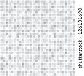 pattern from gray tiles  ...   Shutterstock .eps vector #126131690
