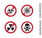 Atomic And Hazardous Warning...