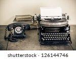 Vintage Telephone  Old...