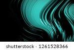 abstract emerald green...   Shutterstock . vector #1261528366