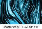 abstract teal green background...   Shutterstock . vector #1261534549