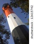 the iron lighthouse stilo  ... | Shutterstock . vector #12615742