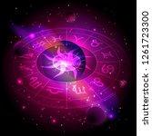 vector illustration of... | Shutterstock .eps vector #1261723300