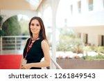 event planner coordinator pr... | Shutterstock . vector #1261849543