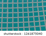 mesh is what is built into a... | Shutterstock . vector #1261875040