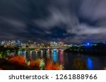 view of brisbane city from... | Shutterstock . vector #1261888966