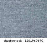 textured fabric background | Shutterstock . vector #1261960690
