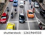 bangkok  thailand 15 sep 2018   ...   Shutterstock . vector #1261964533