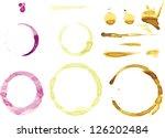 stains | Shutterstock .eps vector #126202484