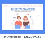 effective teamwork. sharing...