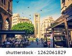 beirut  lebanon   september... | Shutterstock . vector #1262061829