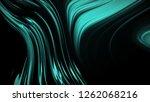 abstract emerald green... | Shutterstock . vector #1262068216